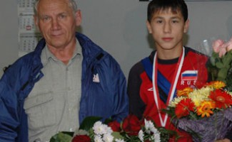 РОМАН ВЛАСОВ - победитель первенства мира