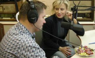 Олимпийские чемпионы на Русском радио