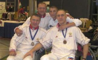 Новосибирские фехтовальщики готовятся к чемпионату мира