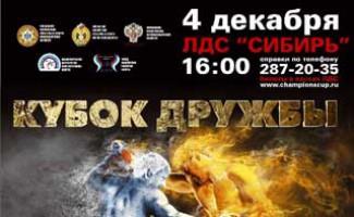 Всероссийский межрегиональный турнир по единоборствам   «Кубок дружбы народов»