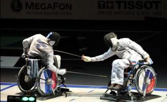 Евгений Почевалин – бронзовый призер чемпионата мира по фехтованию на колясках