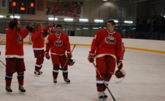 Хоккеисты НЦВСМ пополнили свою копилку еще одной победой