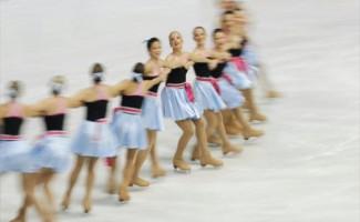 Отбор на финал спартакиады молодежи по фигурному катанию пройдет в Бердске.