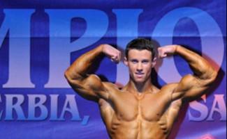 Константин Некрасов – двукратный чемпион мира  по фитнесу!