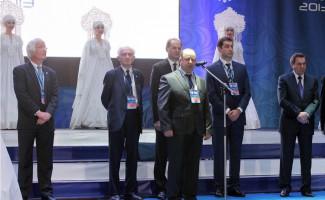 Олимпийский комитет России провел круглый стол на Всемирном форуме снега
