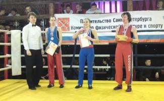 Новосибирцы привезли 3 золотые медали с Чемпионата России по савату