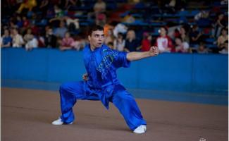 Новосибирские ушуисты  - чемпионы России!