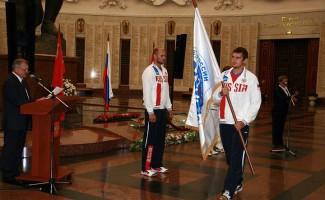 XХII летние Сурдлимпийские Игры в Софии (Болгария)