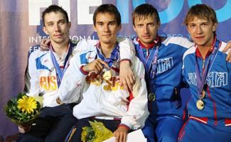 Вениамин Решетников на чемпионате мира завоевал вторую золотую медаль