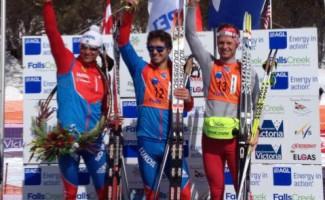 Новосибирские лыжники становятся призерами международных соревнований