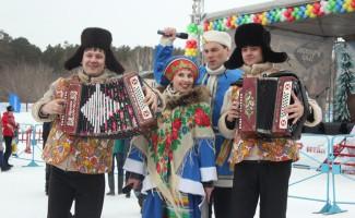 Надежда Бабкина отпразднует Масленицу с новосибирцами!