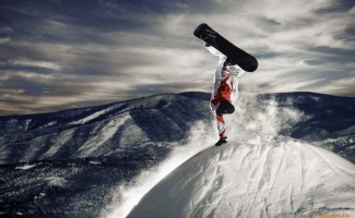 Лучших сноубордистов России определили в Таштаголе