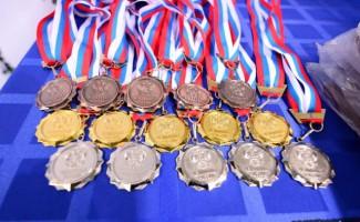 Мария Панова завоевывает серебро чемпионата России