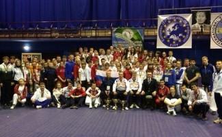 4 медали новосибирцев на чемпионате Европы по тхэквондо