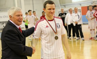 «Сибиряк» завоевал бронзовые медали чемпионата России