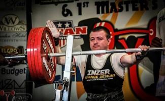 Сергей Федосиенко - первый и единственный человек в мире, поднимающий вес, превосходящий в 11 раз свой собственный!