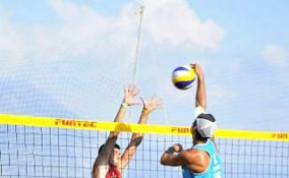 Золото и серебро чемпионата России у команды НЦВСМ по волейболу
