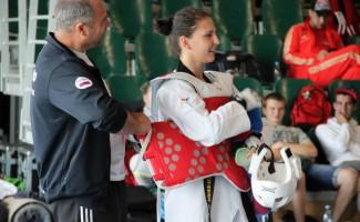 Екатерина Митрофанова стала лучшей на Спартакиаде молодежи