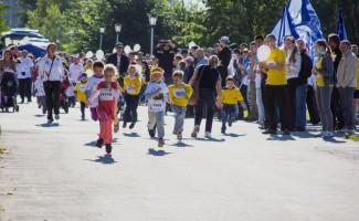 Новосибирцев приглашают принять участие в благотворительном забеге «Спорт на благо детей»