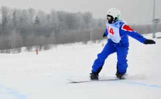 Итоги финального этапа Кубка России по сноуборду (спорт глухих)