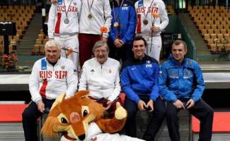 В Словении проходит первенство Европы по фехтованию