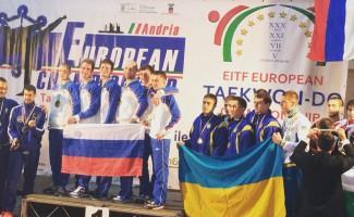 Новосибирские тхэквондисты стали победителями и призерами чемпионата и первенства Европы