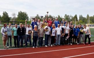 Сотрудники органов прокуратуры приняли участие в спортивных соревнованиях