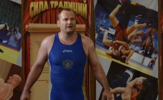 Новосибирский борец Даниил Иванов - чемпион Европы!