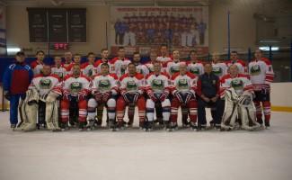 Команда НЦВСМ по хоккею (спорт глухих) стала серебряными призерами Чемпионата России