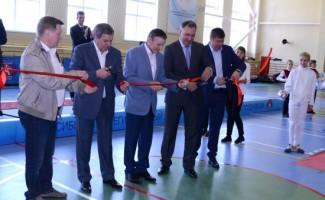 Новый Центр по фехтованию открылся в Новосибирске