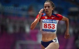 Алла Кулятина выиграла чемпионат России по легкой атлетике с выполнением олимпийского норматива!