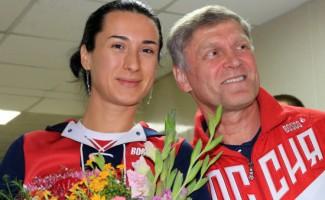 Бронзовый призёр Олимпийских игр–2016 Любовь Шутова вернулась домой