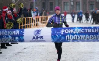 Наталья Тарасова: «Победа на Рождественском полумарафоне далась мне легко»