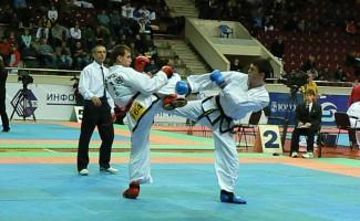 Тхэквондо ИТФ: 26 медалей чемпионата и первенства России