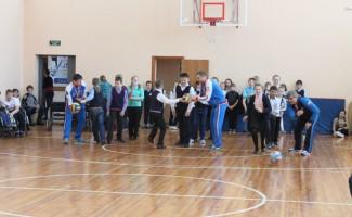 Спортсмены НЦВСМ провели урок паралимпийского и сурдлимпийского спорта