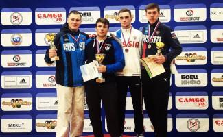 Кубок России по каратэ: новосибирцы завоевали 5 медалей