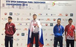 Асхат Акматов: «Представлять Россию на международных соревнованиях – престижно»