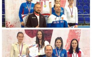 Новосибирские тхэквондистки вошли в сборную России