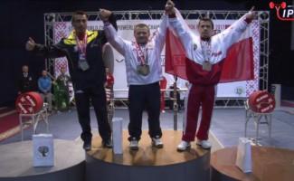 Сергей Федосиенко в пятый раз стал чемпионом мира по классическому пауэрлифтингу