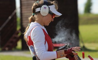 Надежда Коновалова завоевала «серебро» Чемпионат России