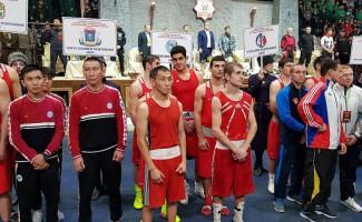 Новосибирские боксеры привезли три медали с чемпионата России