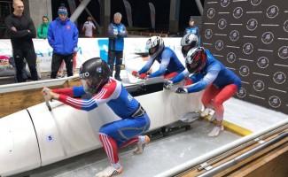 Денис Коротков завоевал две «бронзы» на первенстве России по бобслею