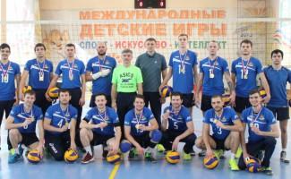 Новосибирские волейболисты – победители Кубка России (спорт глухих)