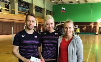 В Новосибирске за Кубок НГТУ по бадминтону боролась бронзовый призёр Олимпийских игр