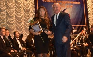 Трое спортсменов НЦВСМ стали лауреатами конкурса «Элита студенческого спорта»