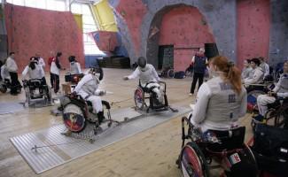 Новосибирские фехтовальщики на колясках завоевали 20 медалей на Кубке России
