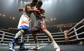 4:0 - Алоян одержал четвёртую победу над боксёрами из Никарагуа