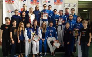 Пятеро новосибирских тхэквондистов завоевали медали «Защитника Отечества»