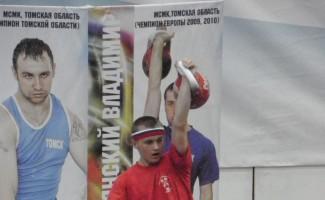 Новосибирские гиревики заняли второе место на полуфинале чемпионата России
