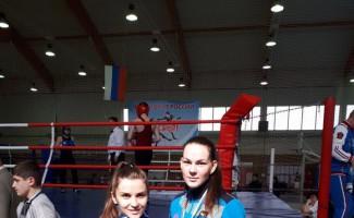 Наталья Квашнина – чемпион России по савату